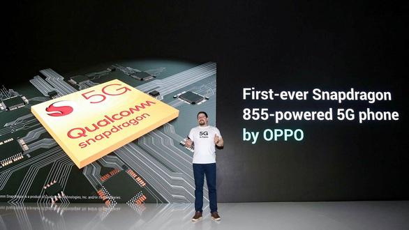 OPPO sẽ bán sản phẩm 5G đầu tiên tại Việt Nam vào năm 2020? - Ảnh 1.