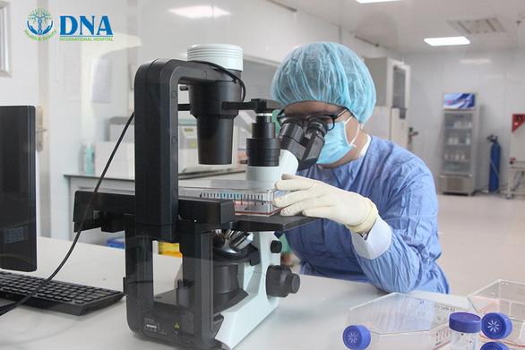 Bệnh viện Quốc tế DNA đạt chuẩn Viện Tế bào gốc GMP-WHO - Ảnh 4.