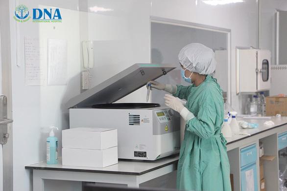 Bệnh viện Quốc tế DNA đạt chuẩn Viện Tế bào gốc GMP-WHO - Ảnh 5.