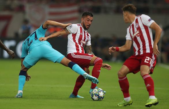 Dẫn trước 2-0 sau 30 phút, Tottenham vẫn để Olympiacos cầm hòa - Ảnh 2.