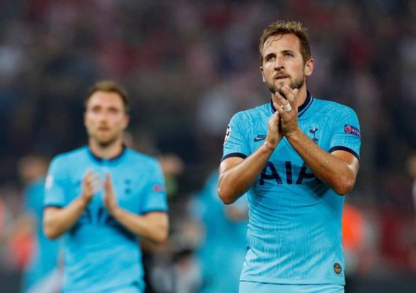 Dẫn trước 2-0 sau 30 phút, Tottenham vẫn để Olympiacos cầm hòa - Ảnh 1.