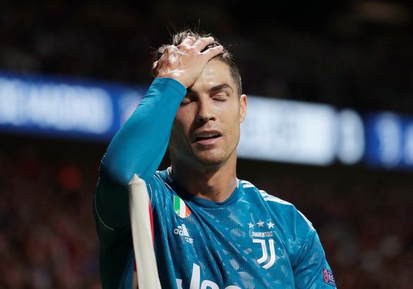 Ronaldo mờ nhạt, Juventus đánh rơi chiến thắng dù dẫn trước Atletico 2-0 - Ảnh 1.