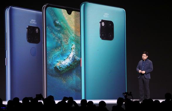 Huawei ra mắt Mate 30, kỳ vọng 'đè bẹp' iPhone 11 - Ảnh 1.