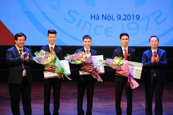 Vinh danh tuyển thủ nghề đạt thành tích cao tại Kazan - Ảnh 1.
