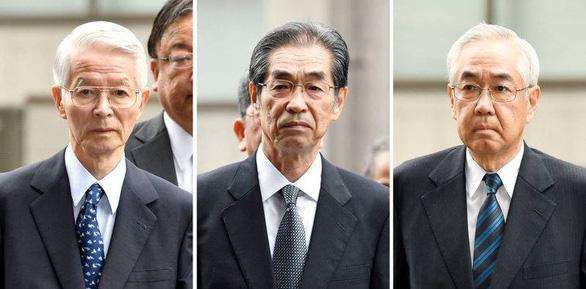Thảm họa hạt nhân Fukushima: 3 cựu lãnh đạo được tuyên trắng án - Ảnh 1.