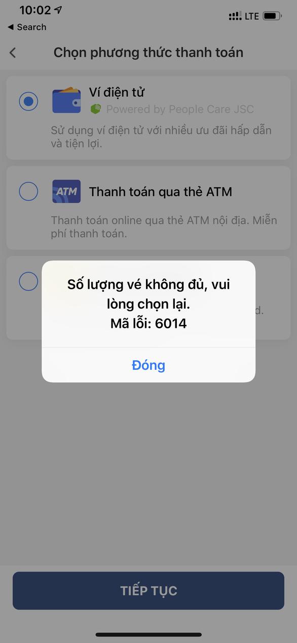 Vé xem trận Việt Nam - Malaysia đợt 1 bán hết trong chưa đầy 3 phút? - Ảnh 3.