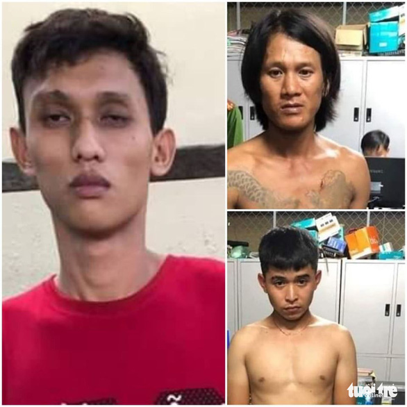 Bắt 3 thanh niên trộm tài sản của phòng khám răng hàm mặt - Ảnh 1.