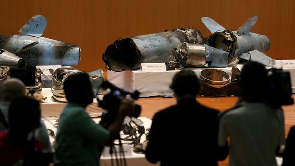 Chuyên gia Nga: Tên lửa do Iran chế tạo không có nghĩa do Iran phóng' - Ảnh 1.