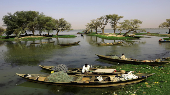 170 triệu dân ven sông Nile sẽ thiếu nước trong 50 năm tới - Ảnh 1.