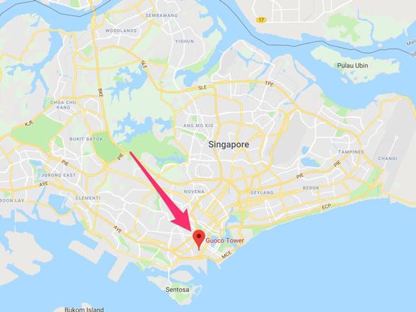 Bên trong tòa nhà cao nhất Singapore có bể bơi vô cực nhìn toàn cảnh thành phố - Ảnh 1.