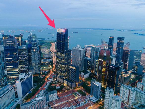 Bên trong tòa nhà cao nhất Singapore có bể bơi vô cực nhìn toàn cảnh thành phố - Ảnh 2.