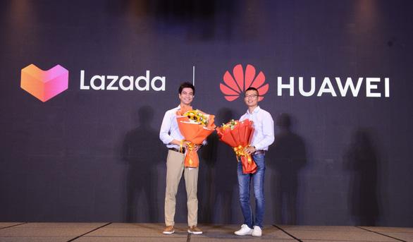 Bắt tay Lazada, Huawei mang lại gì mới cho người dùng? - Ảnh 1.