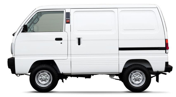 Xe tải nhẹ Suzuki Carry - lựa chọn hàng đầu cho vận chuyển lộ trình ngắn - Ảnh 3.