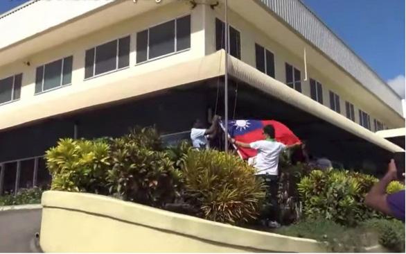 Solomon cắt đứt Đài Loan, Mỹ sẽ đánh giá lại tình hình viện trợ - Ảnh 1.