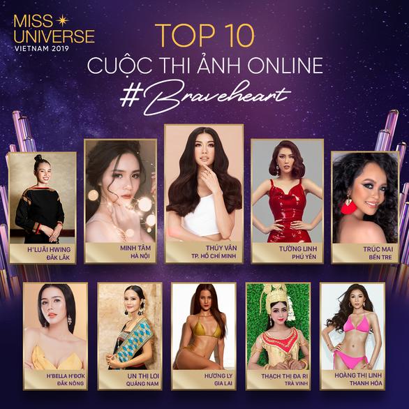 Thúy Vân chiến thắng tại cuộc thi ảnh Miss Universe Online - Ảnh 2.