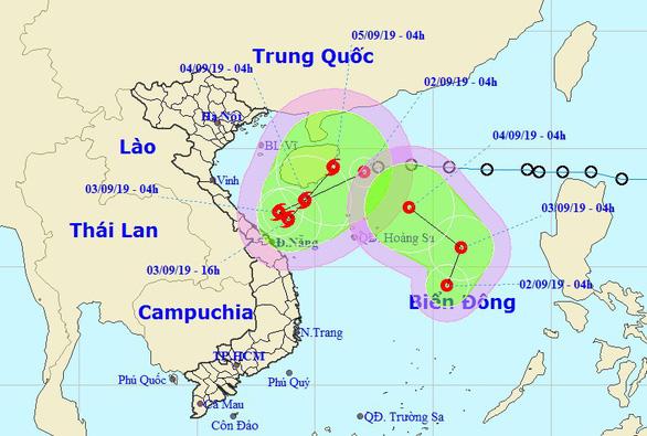 Vì sao áp thấp nhiệt đới trên Biển Đông di chuyển dị thường? - Ảnh 1.