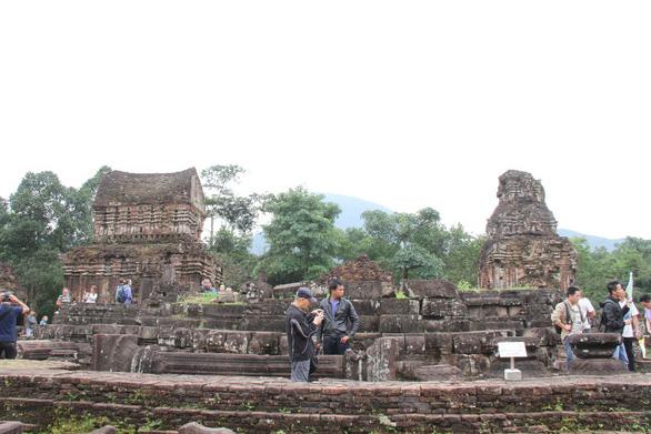 Bí mật các di sản của Quảng Nam - Đà Nẵng - Kỳ 2: Di sản Mỹ Sơn suýt chết chìm - Ảnh 4.