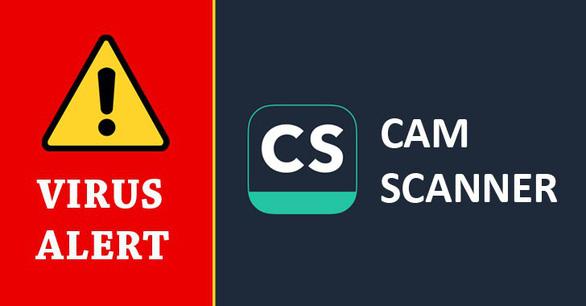 Ứng dụng scan hình ảnh CamScanner trên Android chứa mã độc - Ảnh 1.