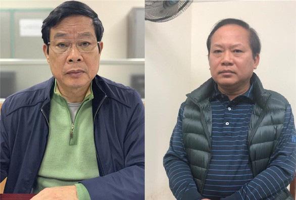 Thương vụ AVG: Cựu bộ trưởng Nguyễn Bắc Son nhận hối lộ 3 triệu USD - Ảnh 1.