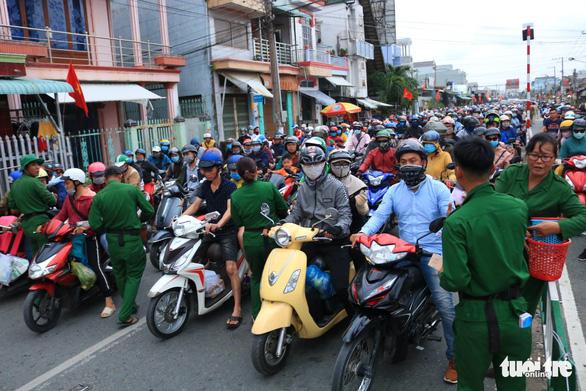 57 người chết vì tai nạn giao thông trong 3 ngày nghỉ lễ Quốc khánh