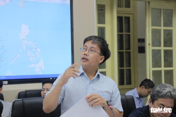 Ba áp thấp nhiệt đới phức tạp, còn 340 ngư dân ở biển Hoàng Sa - Ảnh 2.