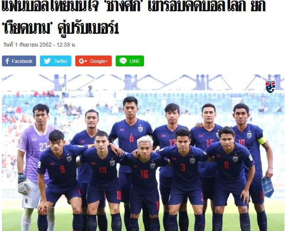 Kết quả thăm dò của Trường đại học Kasem Bundit: Thái Lan ngán Việt Nam hơn cả UAE - Ảnh 1.
