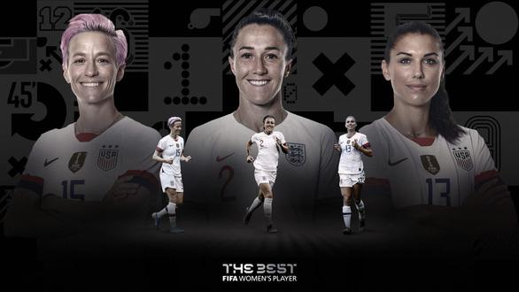 Messi, Ronaldo và Van Dijk lọt top 3 đề cử FIFA The Best - Ảnh 2.
