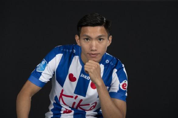 SC Heerenveen thông báo chào mừng Văn Hậu bằng tiếng Việt - Ảnh 2.
