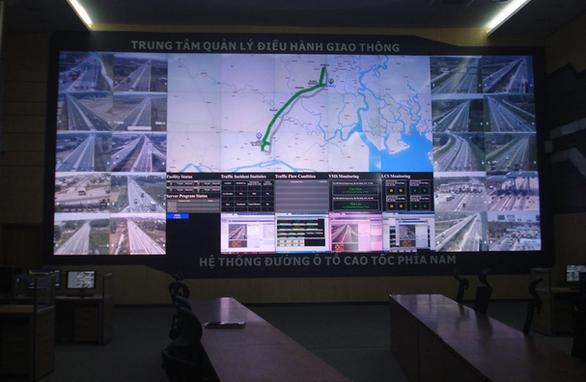 'Bộ não' cao tốc TP.HCM  - Trung Lương chờ đến 2020 mới hết tê liệt - Ảnh 1.
