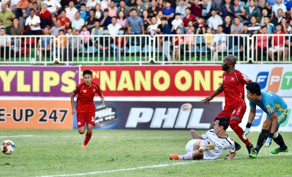 Hoàng Anh Gia Lai thắng Hải Phòng 5-1 trên sân Pleiku - Ảnh 2.