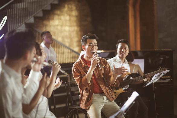 Hồ Trung Dũng ra mắt The Songbook kỉ niệm 10 năm ca hát - Ảnh 2.