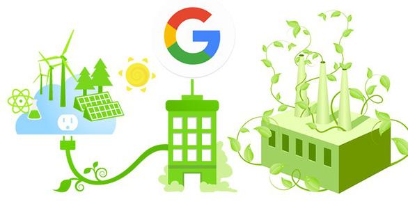 Google làm ra điện sạch nhiều hơn sản lượng của một nước - Ảnh 1.
