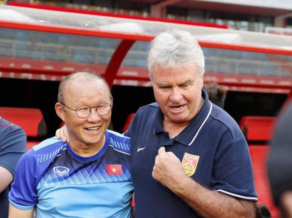 Báo Hàn: 'Thay Hiddink rồi, bóng đá Trung Quốc vẫn khó có vé dự Olympic' - Ảnh 2.