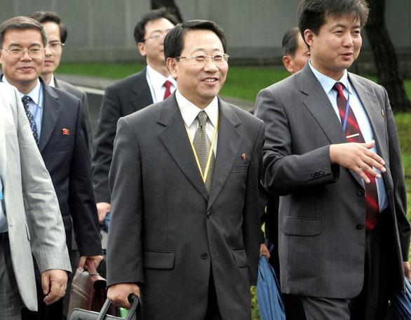 Cựu đại sứ Triều Tiên tại Việt Nam làm trưởng đoàn đàm phán với Mỹ - Ảnh 1.