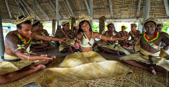 Được Trung Quốc cho tiền, đảo quốc Kiribati bỏ Đài Loan - Ảnh 2.
