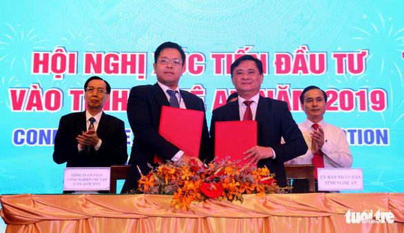 Doanh nghiệp TP.HCM đầu tư 35.000 tỉ đồng vào Nghệ An - Ảnh 3.