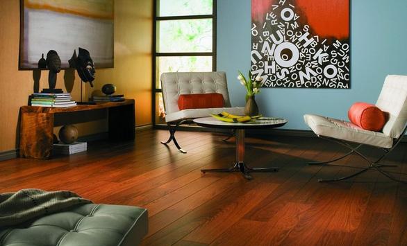 Mẹo giữ cho sàn gỗ Laminate luôn bền đẹp như mới - Ảnh 1.