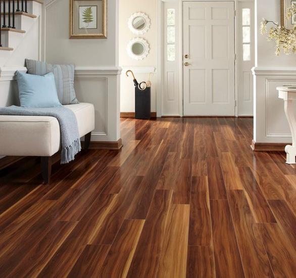 Mẹo giữ cho sàn gỗ Laminate luôn bền đẹp như mới - Ảnh 2.
