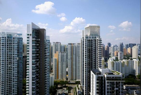 Dân Trung Quốc đổ xô chi tiền tỉ mua căn hộ siêu sang ở Singapore - Ảnh 1.