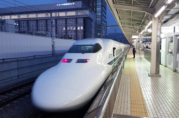Ưu tiên đầu tư đường sắt tốc độ cao đoạn TP.HCM - sân bay Long Thành - Ảnh 1.