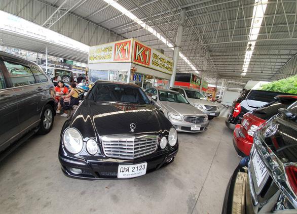 Điều gì khiến Thái Lan trở thành thủ phủ xe hơi châu Á? - Ảnh 1.