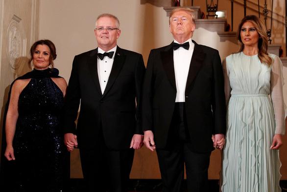 Ông Trump: Trung Quốc đang có một năm tệ nhất trong 57 năm qua - Ảnh 1.