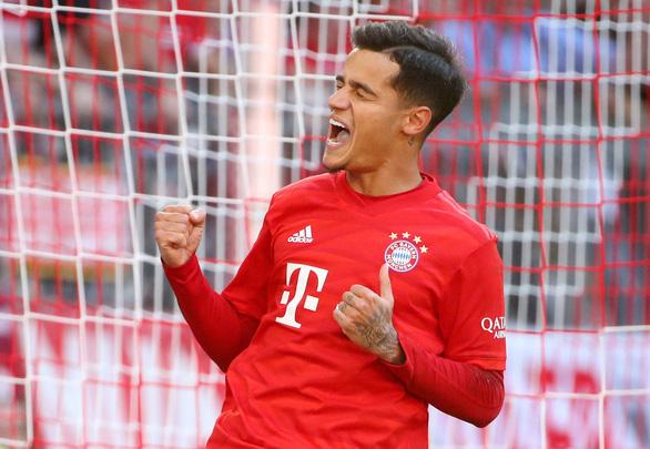 Lewandowski lập cú đúp, Bayern Munich thắng dễ 10 người Cologne - Ảnh 2.