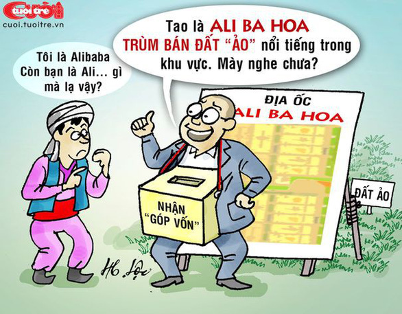 Có Alibaba, ắt phải có 40 tên cướp - Ảnh 1.