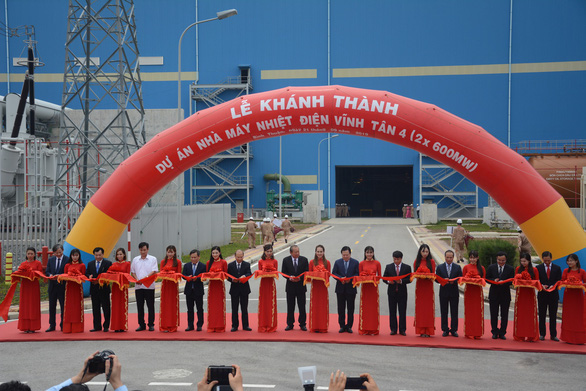 Vận hành Nhà máy nhiệt điện Vĩnh Tân 4 công suất 1.200 MW - Ảnh 2.