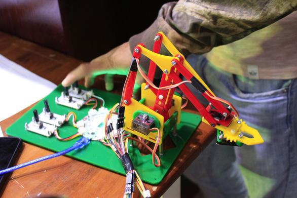 Nền tảng công nghệ Blocky giành giải nhất cuộc thi Dynamic - Ảnh 1.