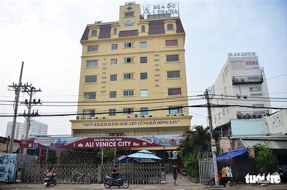 Công ty Alibaba ngưng hoạt động tại trụ sở chính, trả lại mặt bằng - Ảnh 1.