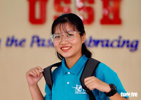 Tân sinh viên Hồng Ngọc không hề cô đơn trên hành trình nhân ái - Ảnh 1.