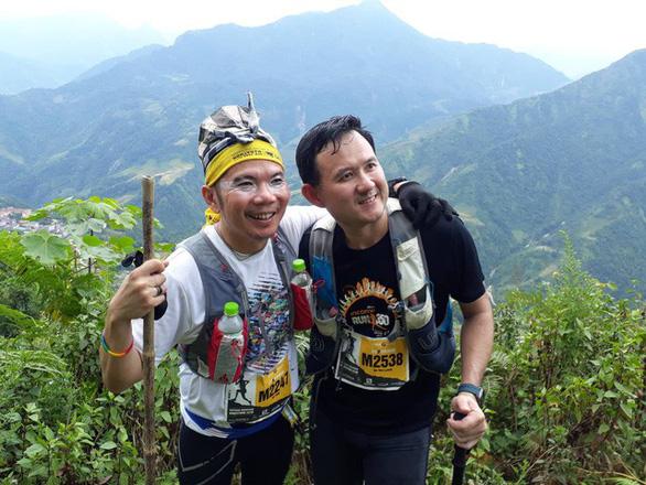 Nguyễn Tiến Hùng vô địch cự ly 100km tại giải marathon leo núi Sa Pa - Ảnh 4.