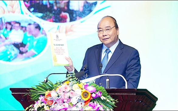 Thủ tướng: Xây dựng nông thôn mới là nâng cao đời sống người dân - Ảnh 1.